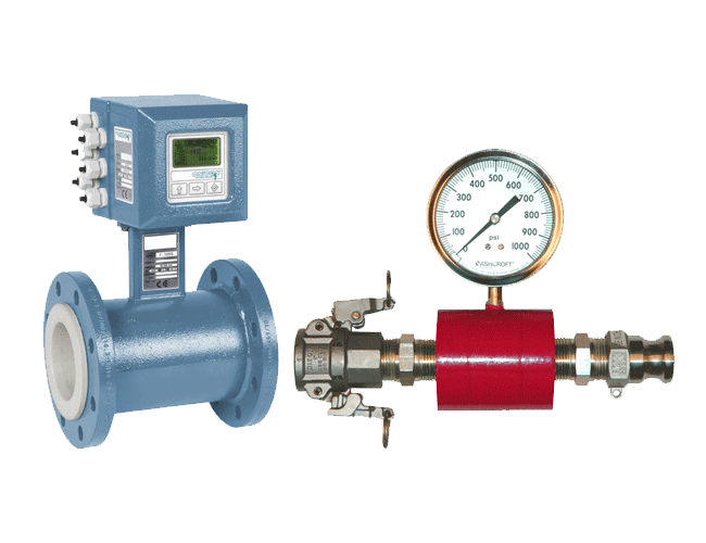 Field Instruments    Solutions